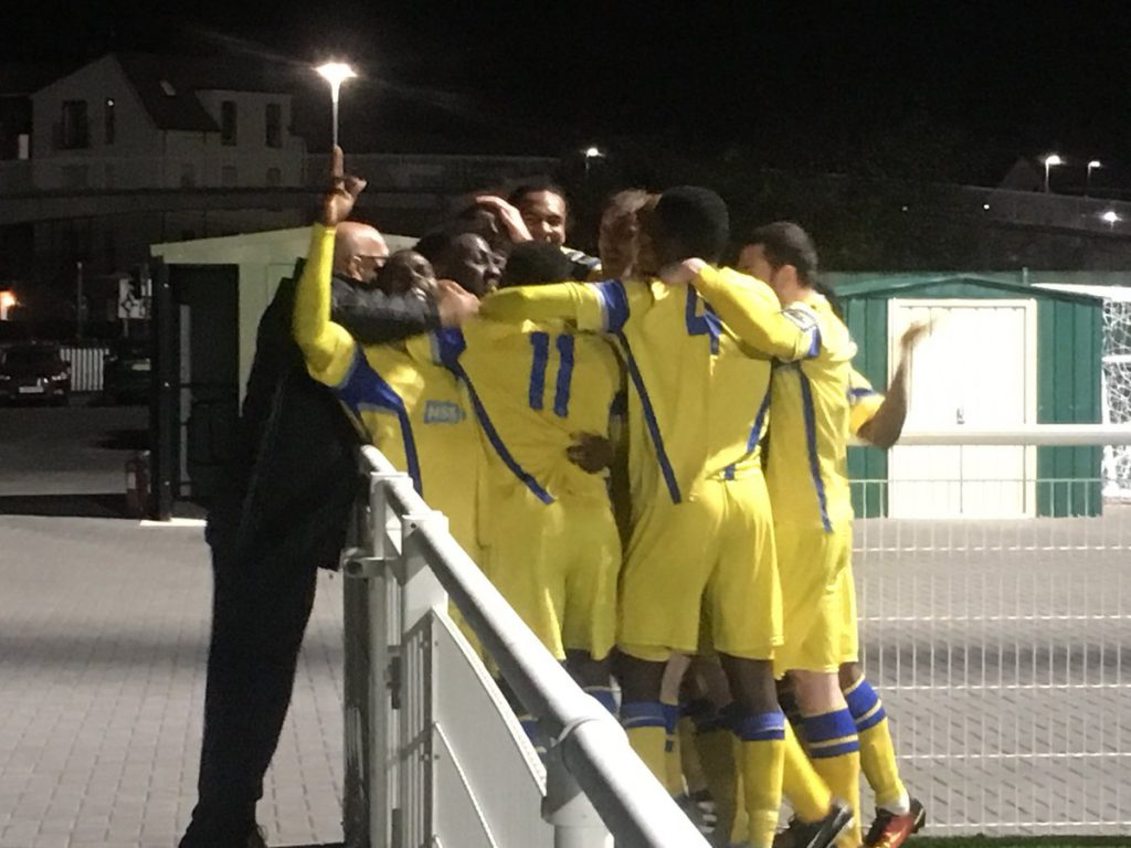Grays V Haringey Borough Report