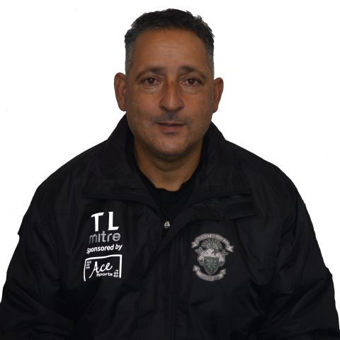 TOM LOIZOU (Men's Manager)