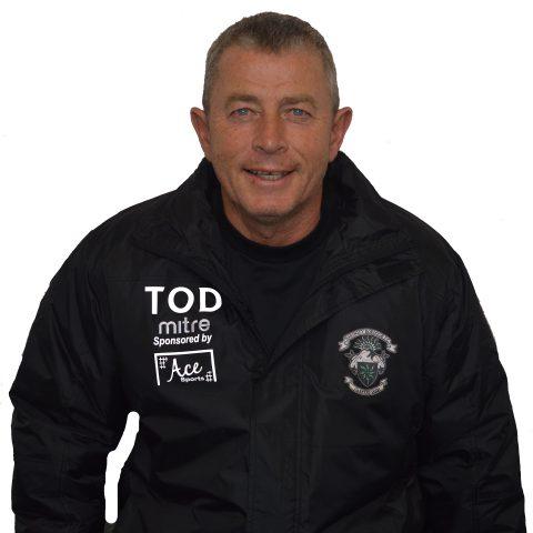 THOMAS 'TUCKER' O'DONOGHUE (U23s Manager)