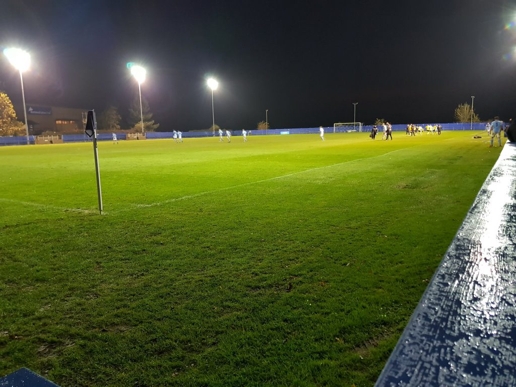 Brentwood Town 2 –  Haringey Borough 0