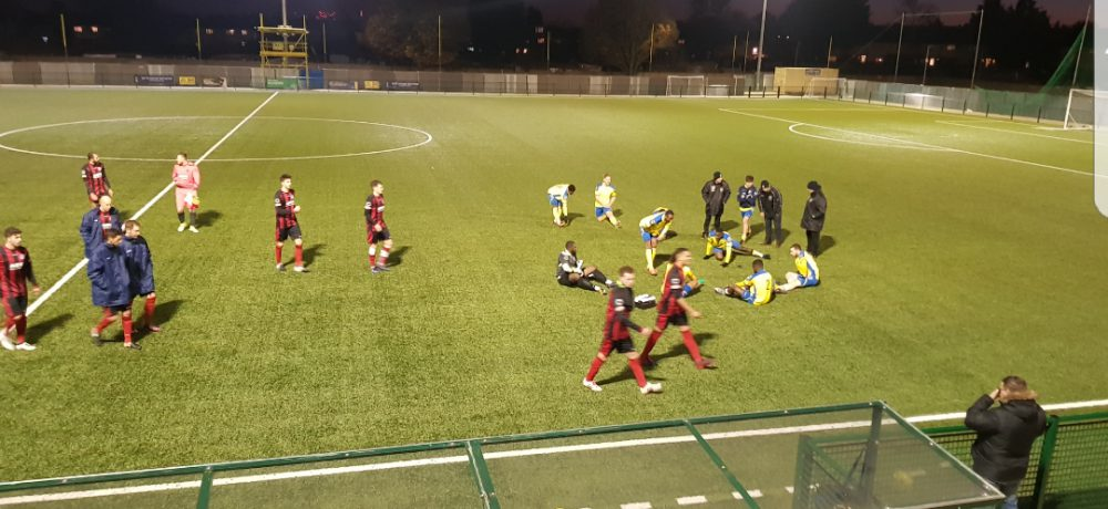 Great Victory Over Thame United – FA Trophy Third Qualifying Round!