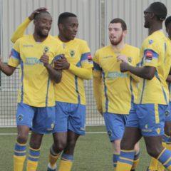 Haringey Borough 2 – 1 Dereham Town Match Report