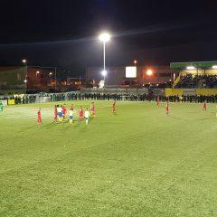 Haringey Borough 1 – 2 Leyton Orient (FA Trophy)