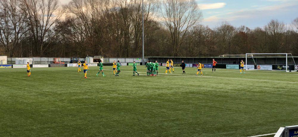 AFC Sudbury 1 – 2 Haringey Borough