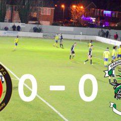 Heybridge Swifts 0 – 0 Haringey Borough