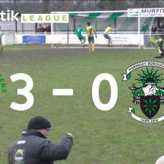Soham Town Rangers 3 – 0 Haringey Borough