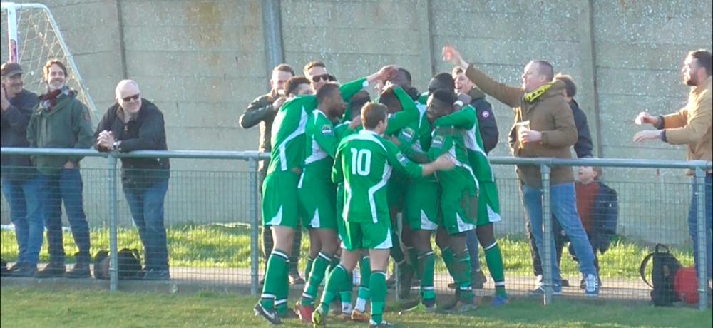 Hertford Town 0 – 1 Haringey Borough