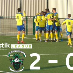 Haringey Borough 2 – 0 Ware