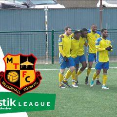 Haringey Borough 6 – 0 Mildenhall Town