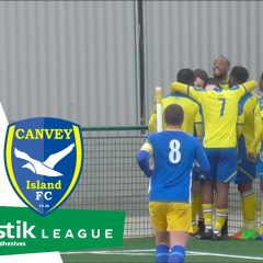 Haringey Borough 2 – 0 Canvey Island