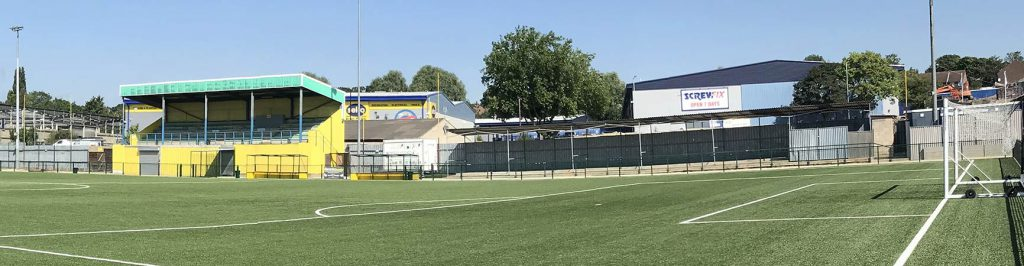 Boro 1 Cray Wanderers 0 FA Cup 3rd Qualifying round