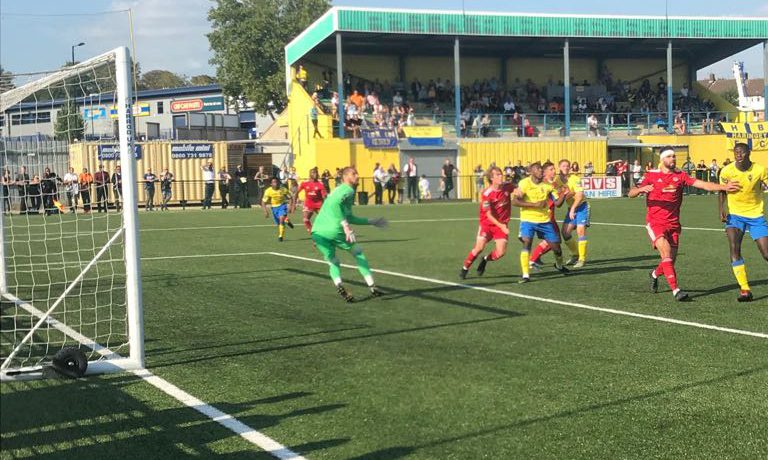 Boro V Sutton United Saturday 12 September 3.00pm  kick off – This match will be all ticket