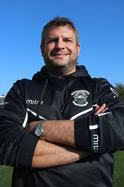 JOHNNY FITSIOU (Men's Assistant Manager)