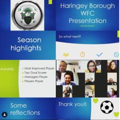 2019/20 Presentation evening Zoom-Stylee!!
