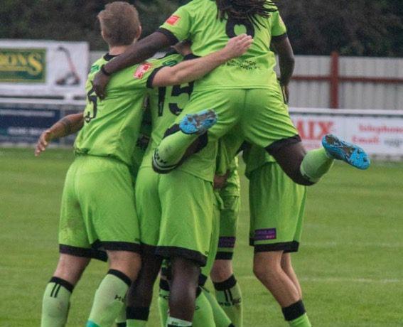 Match Report: Brightlingsea Regent 0-3 Haringey Borough