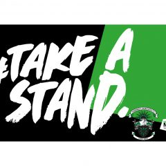 #TakeAStand