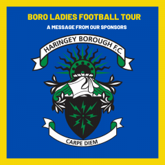 Boro Ladies are about to go on tour!!