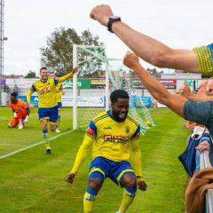 Bognor 1 – 2 Boro – match photos