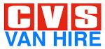 CVS van hire logo