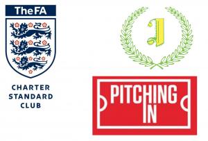 logos of FA, Isthmian league
